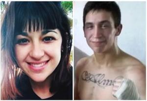 Renzo Pencera y Micaela Sabrina Zalazar