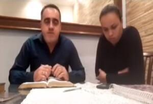 Pastor golpeó a su mujer mientras era grabado en Brasil
