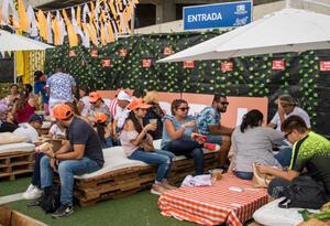 Evento Sabores de Bucaramanga de la feria