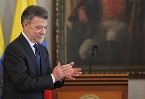 Juan Manuel Santos habló de Odebrecht y otros temas con los Danieles