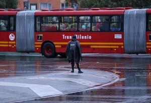 Transmilenio en pandemia - coronavirus en Bogotá