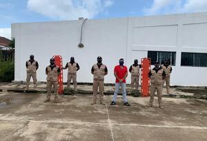 Se espera dejar libre de minas antipersona a la población