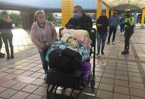Se reanudan actividades en la Terminal de Transportes de Bogotá
