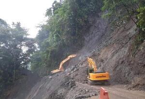 Vía Risaralda- Chocó