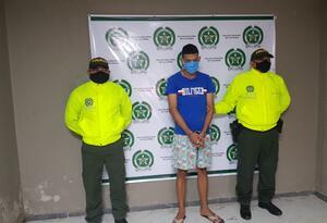 capturan a presunto responsable del feminicidio de una mujer en Bolívar