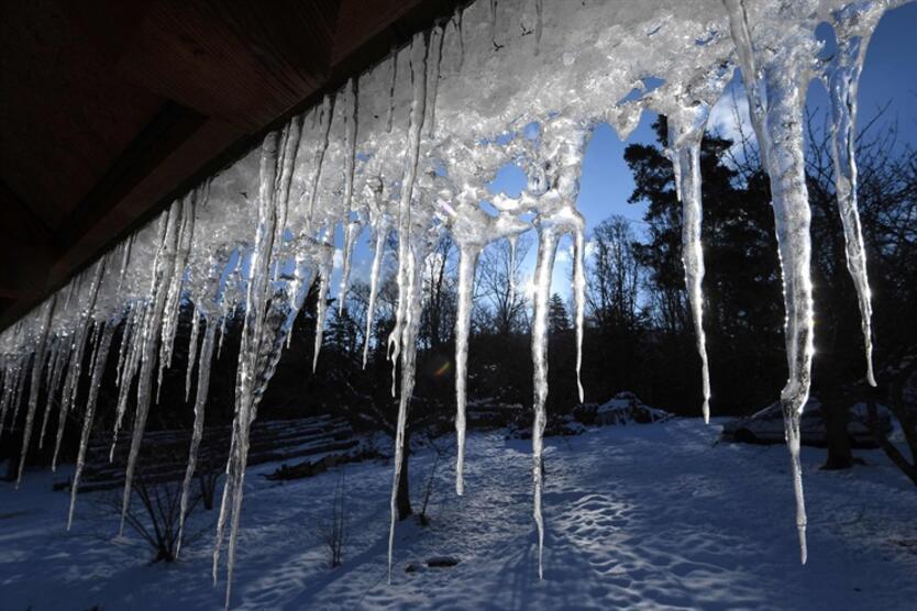 Al este de Francia las temperaturas llegan a los 10 grados bajo cero