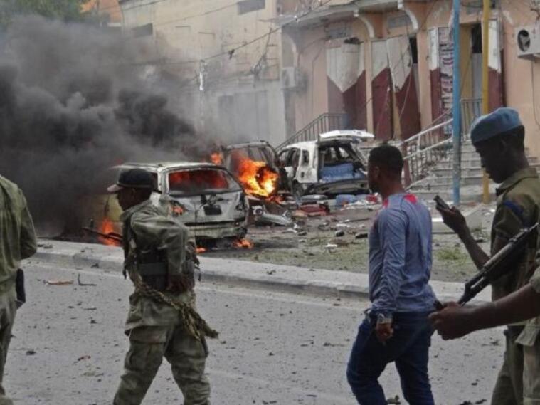 Somalia atentado