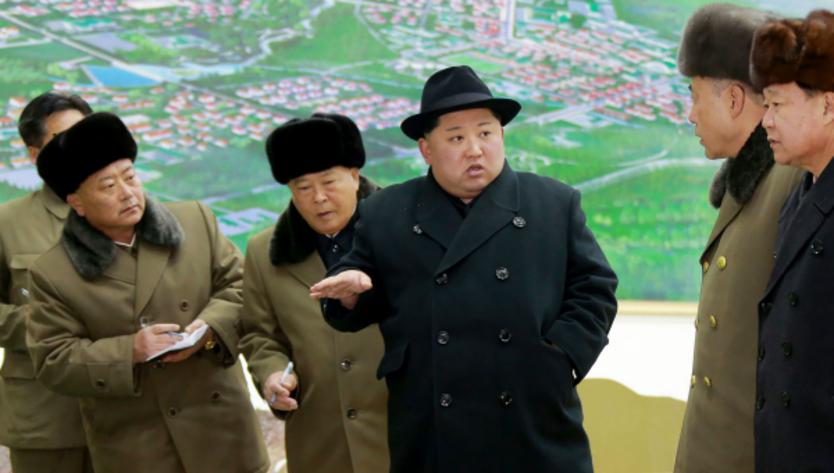Kim Jong Un.
