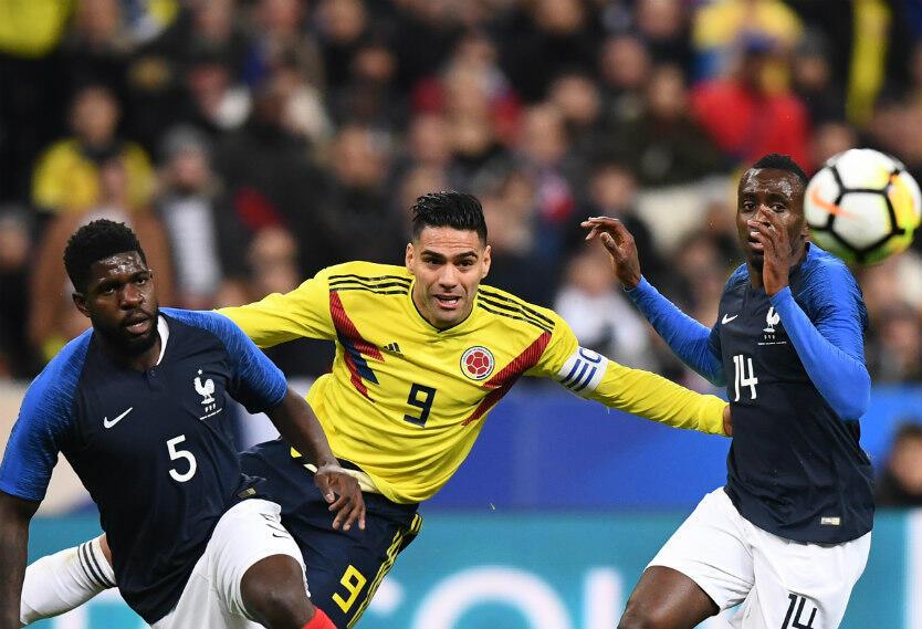 Falcao, capitán de Colombia