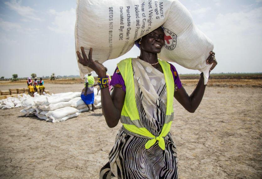 Hambre Sudán
