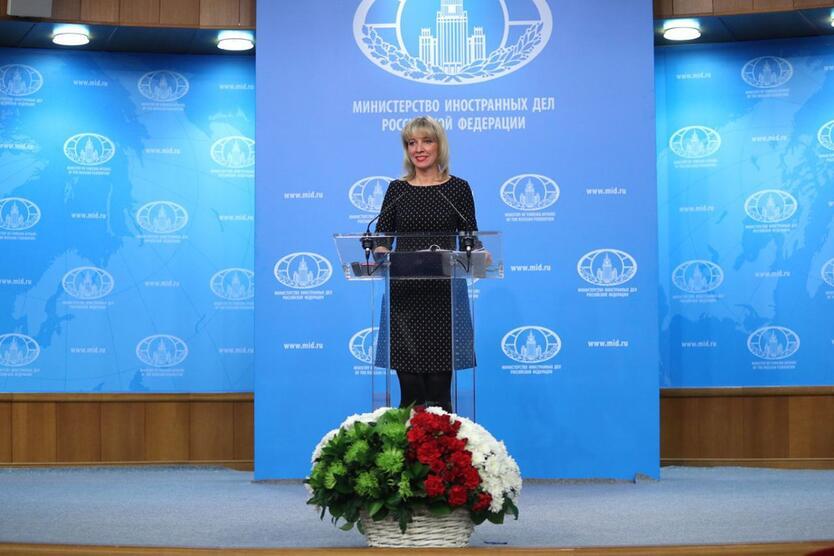 Maria Zajarova