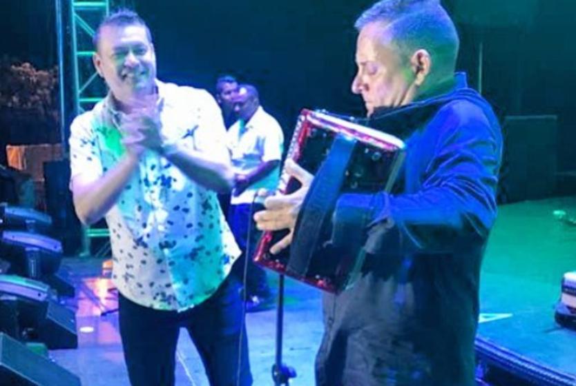 Penchy Castro, músico vallenato