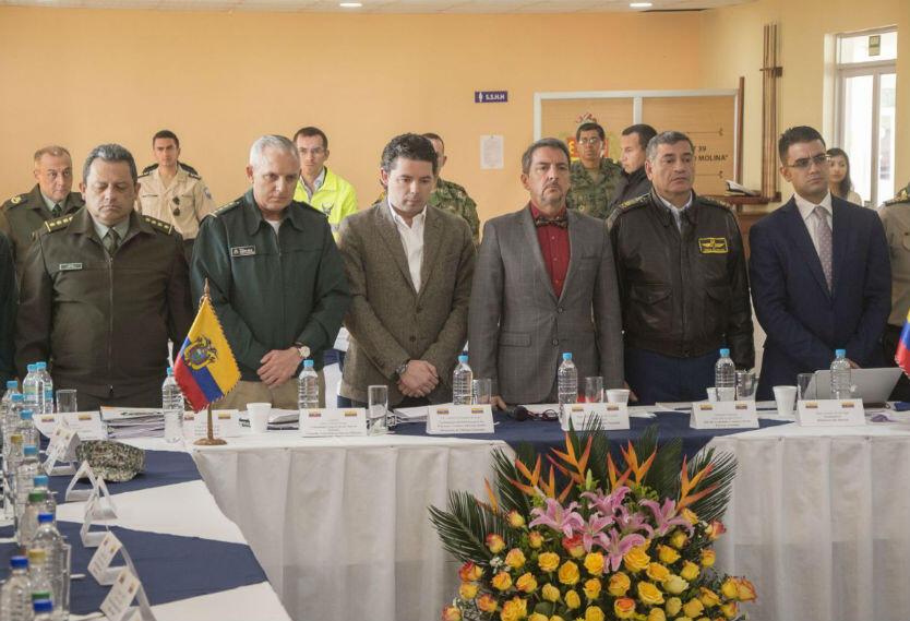 Reunión Colombia-Ecuador