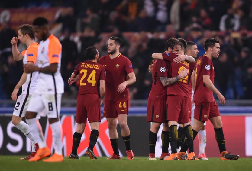 Roma vs Shakhtar
