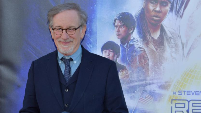 Steven Spielberg, director de cine