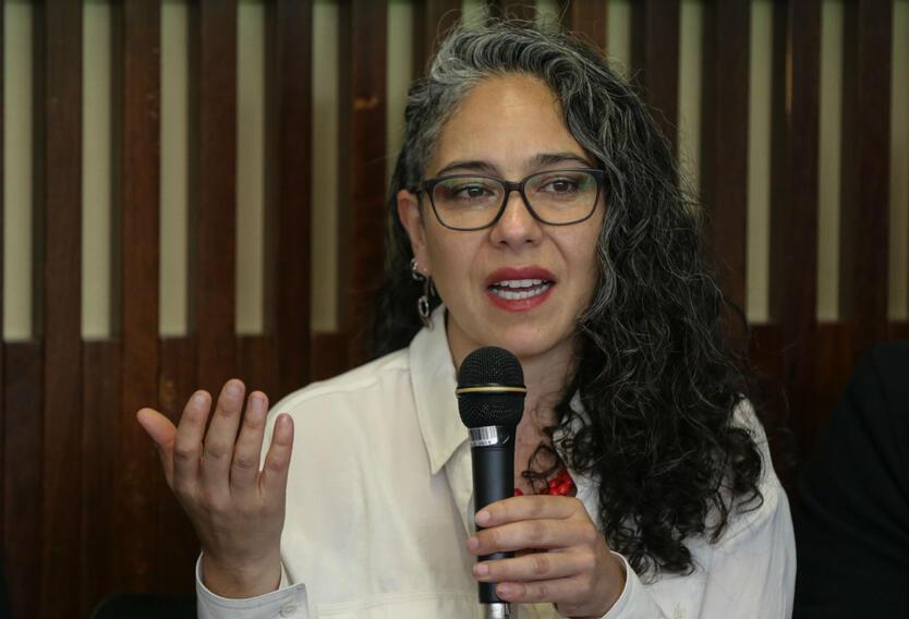 María José Pizarro, hija de Carlos Pizarro