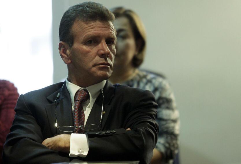 Carlos Palacino, expresidente de SaludCoop