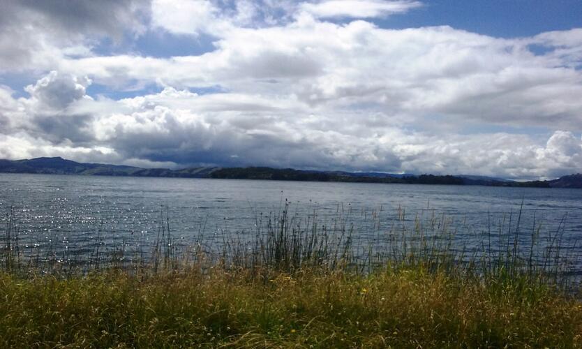 Lago de Tota, Boyacá.