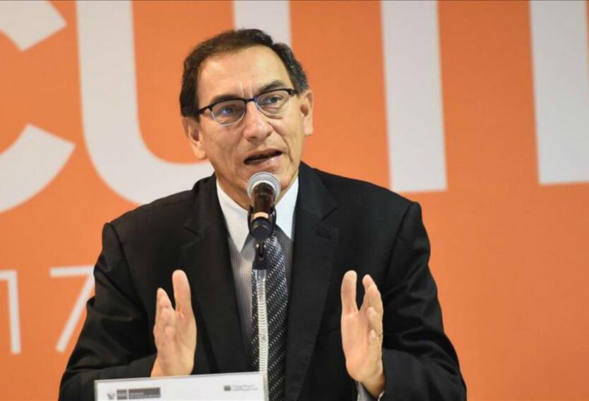 Martín Vizcarra, el nuevo presidente de Perú