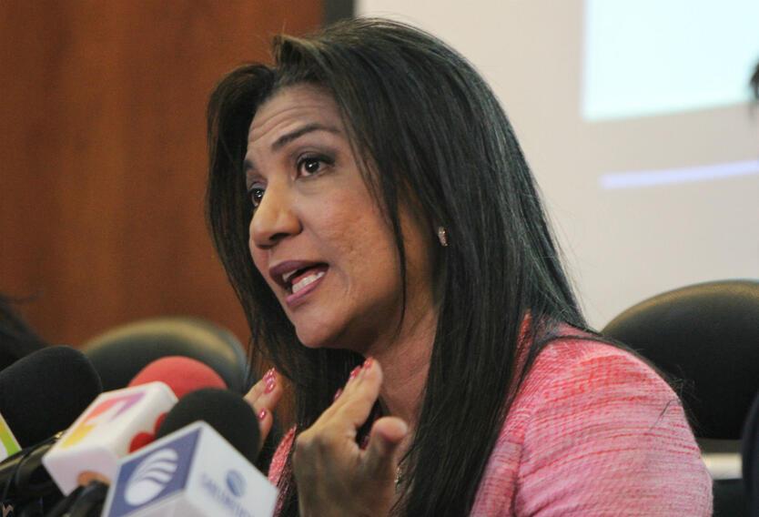 Presidenta del CNE, Idayris Yolima Carrillo Pérez