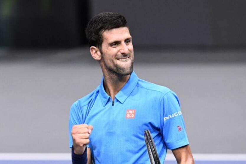 Novak Djokovic avanzó a segunda ronda del Masters 1.000 de Madrid
