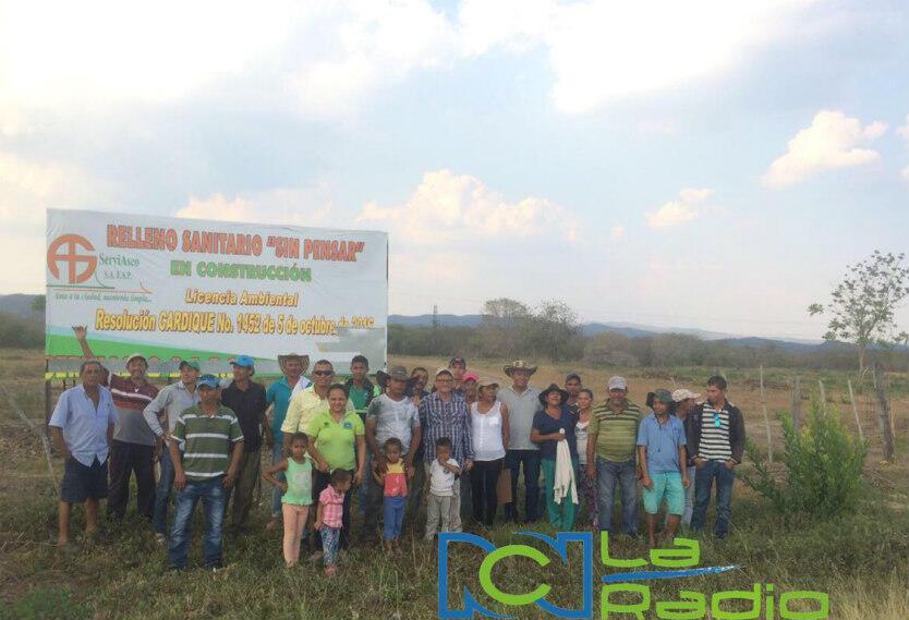 Campesinos del Carmen de Bolívar