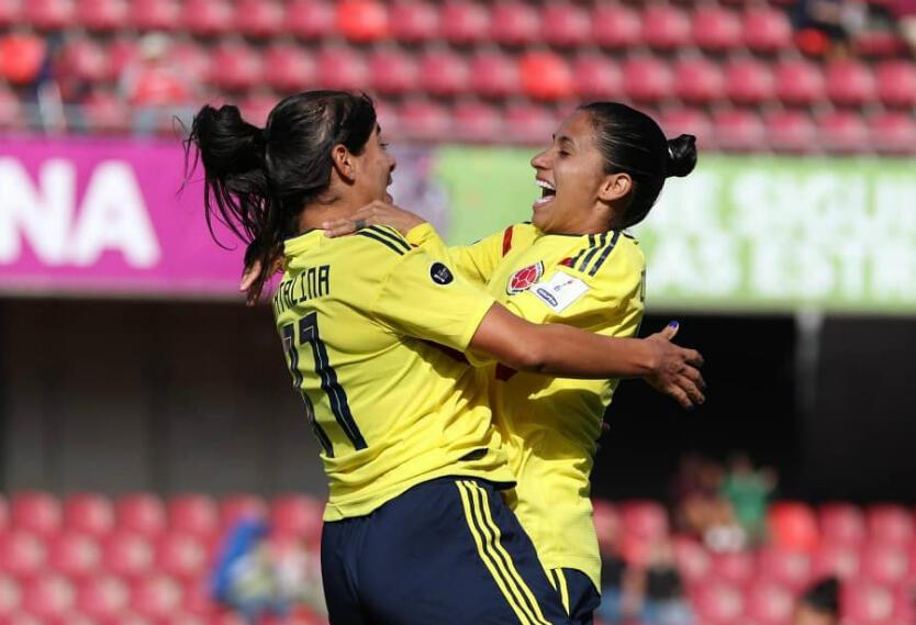 Colombia Femenina Mayores