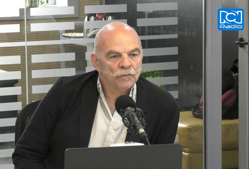 Periodista Martín Caparrós