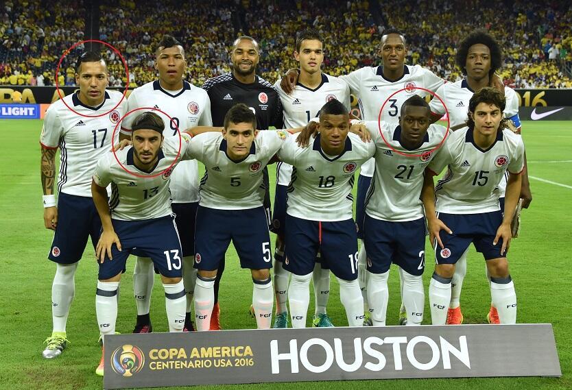 Selección Colombia, Copa América Centenario