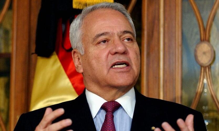 Gonzalo Sánchez de Lozada, expresidente de Bolivia.