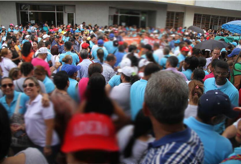 Protestas en Belén de Bajirá