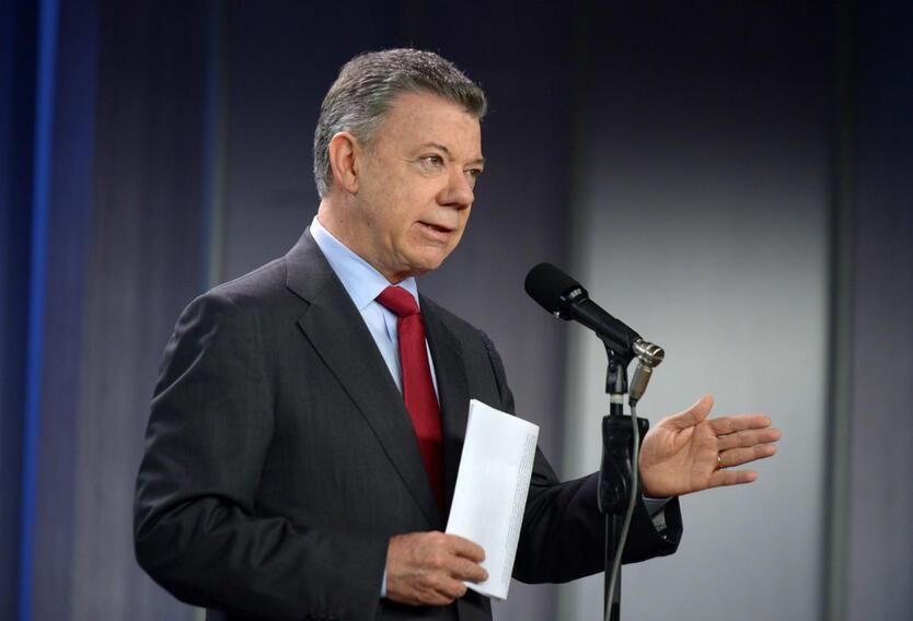 Presidente de la República, Juan Manuel Santos