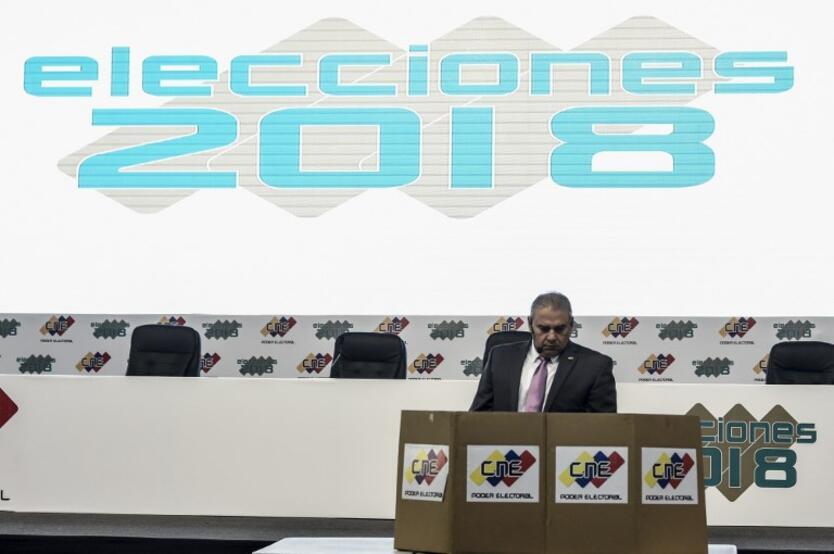 Elecciones Venezuela 2018