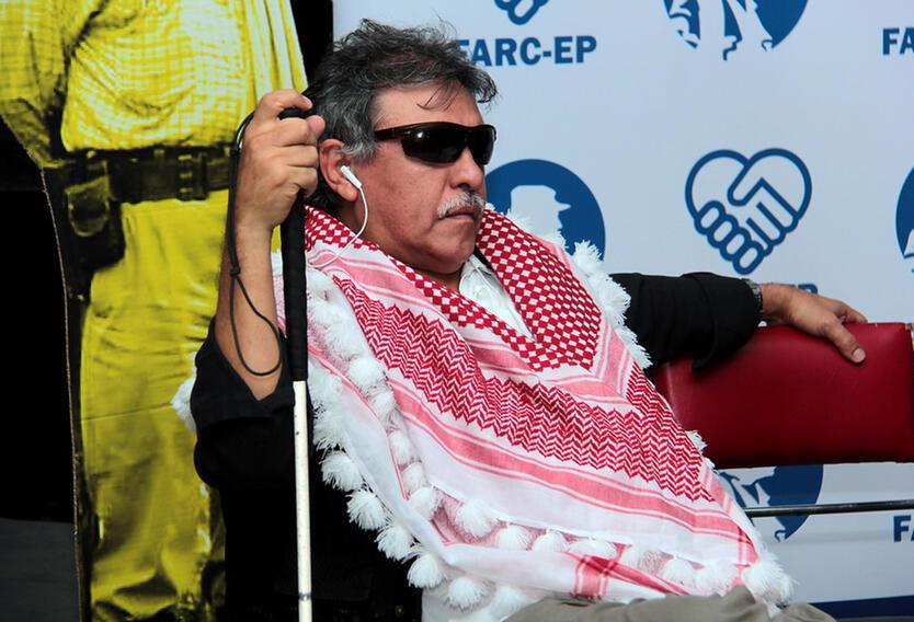 Jesús Santrich, cerca de ser extraditado a EE.UU.