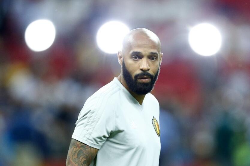 Thierry Henry es el máximo goleador de la historia de los Bleus con 53 tantos