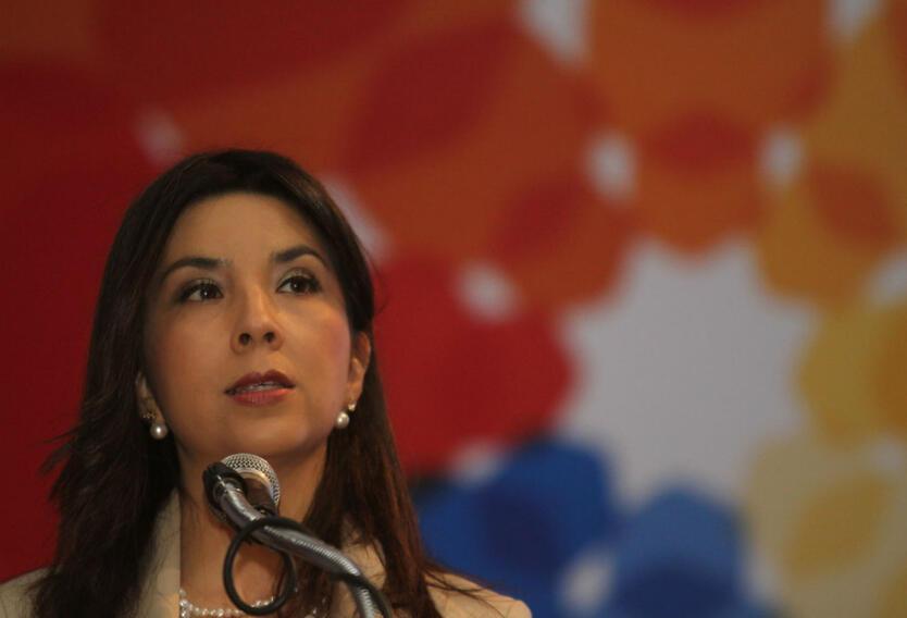 María Victoria Angulo, ministra de Educación de Iván Duque