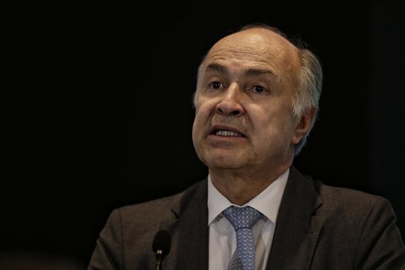 Enrique Gil Botero, ministro de justicia
