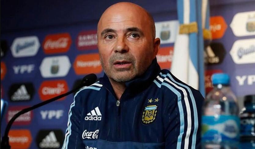 Es oficial: Sampaoli dejó de ser el técnico de la Selección