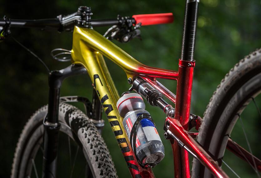 La bicicleta Epic S-Works de Specialized