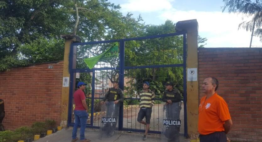 Parque Ecobiológico del barrio Zapamanga, en Floridablanca.