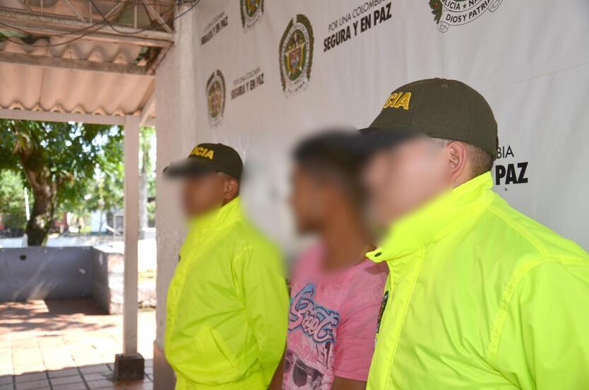 En Caucasia fue capturado alias Cristian, presunto homicida de líder sindical de Cerromatoso.