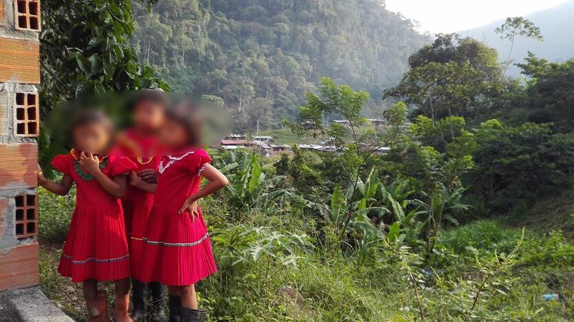 Los menores de edad indígenas son trasladados desde los resguardos de Risaralda y Chocó a Pereira, para que pidan limosna.