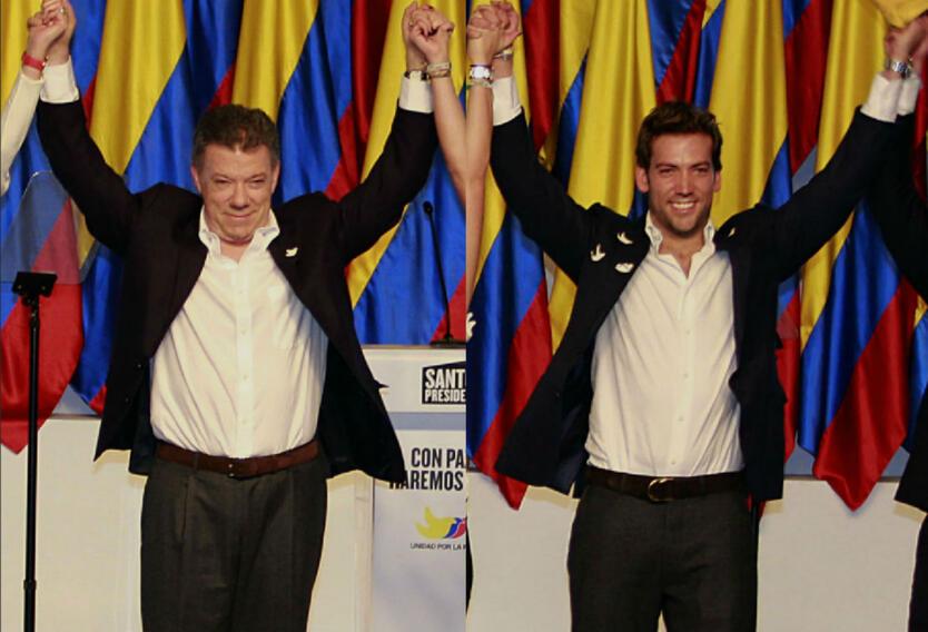 Juan Manuel Santos, youtuber por un día
