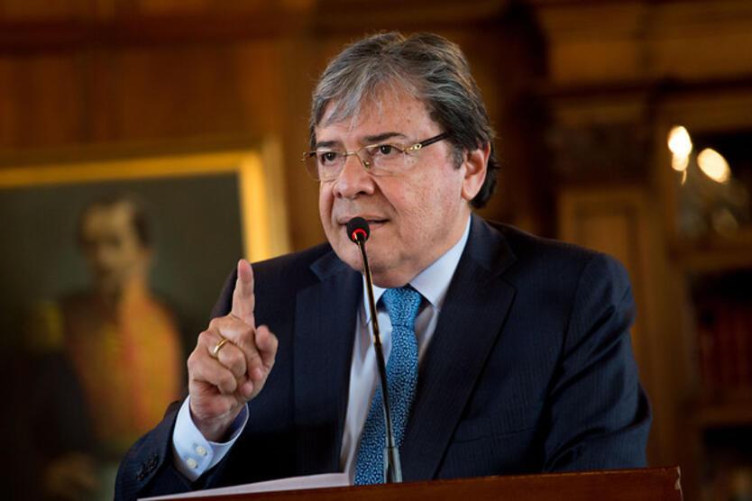 Carlos Holmes Trujillo, Canciller
