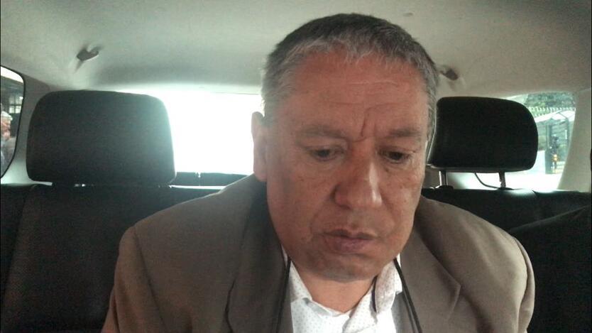 Uriel Mora Socio de Supercundi dice que es un falso positivo su caso