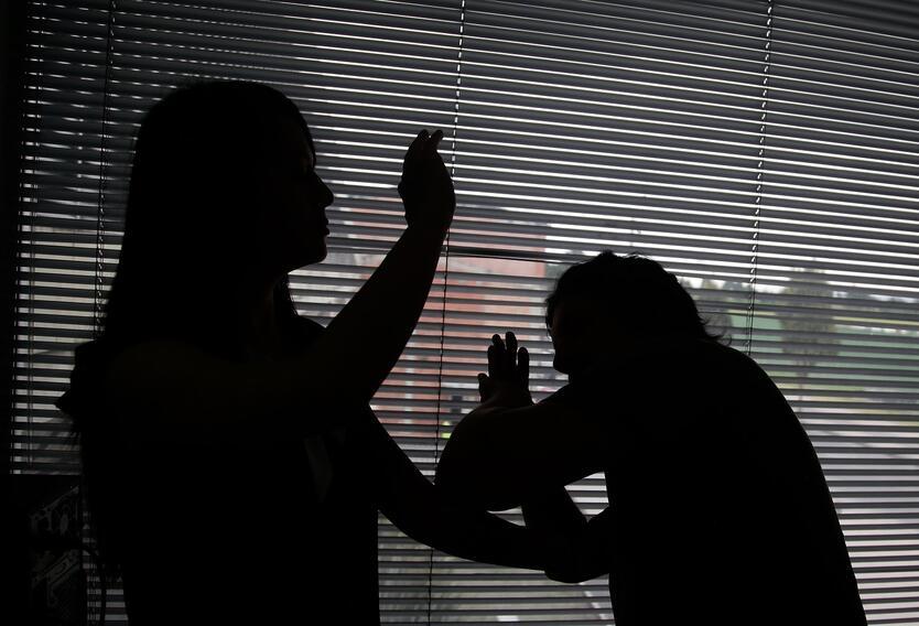 Referencia violencia intrafamiliar.