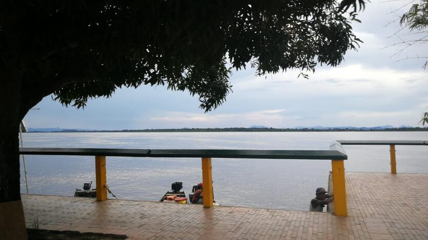 Muelle de Puerto Carreño - Vichada