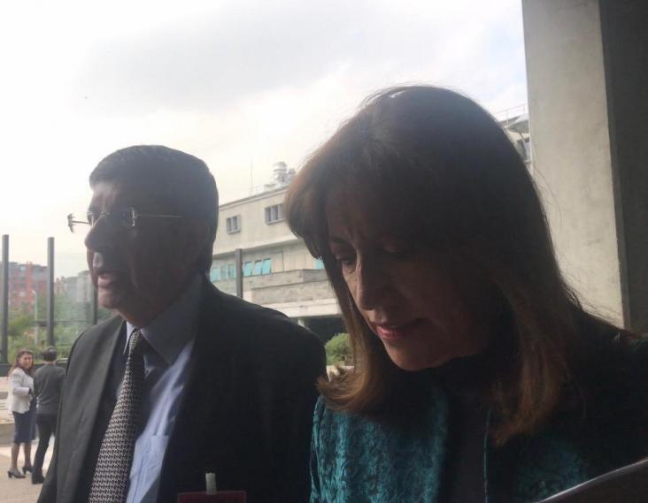 Implicados por permisos a exjefes de las Farc