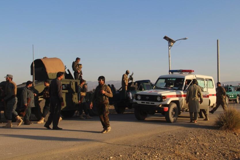 Soldados Afganistán