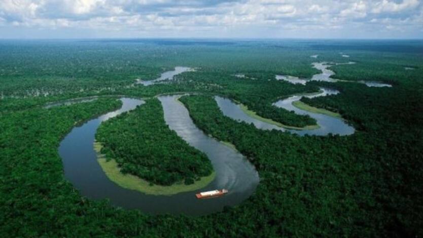 Amazonía.